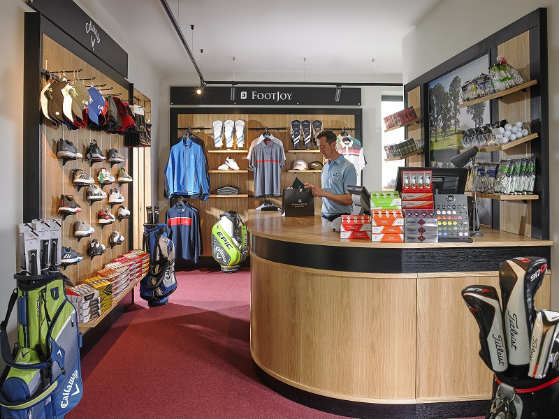 Golf Pro Shop At Farnham Estate